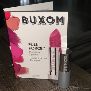 3/$15 Buxom full force plumping lipstick